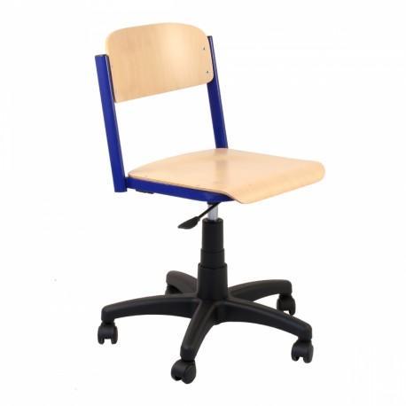 Žákovská židle HUBERT, na pístu
