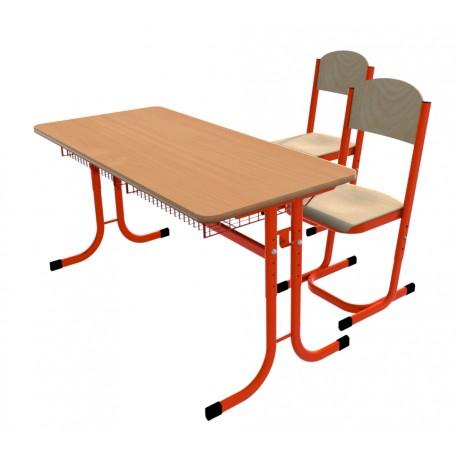 školní lavice a židle skladem