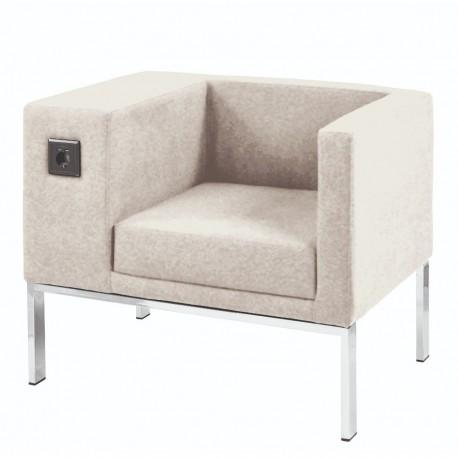 Sofa s integrovanou zásuvkou MAME