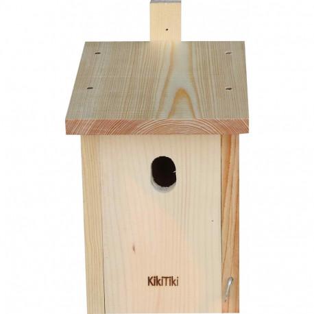Stavebnice pro školní dílny EKO 30x45 - Ptačí budka