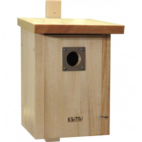 Stavebnice pro školní dílny LUX 34 - Ptačí budka