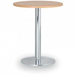 Konferenční stůl Filip, buk - chrom