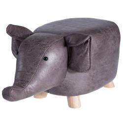 Stolička do MŠ - slon JUMBO