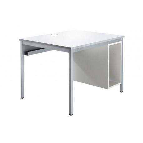 Počítačový stůl KLÁRA se schránkou na PC