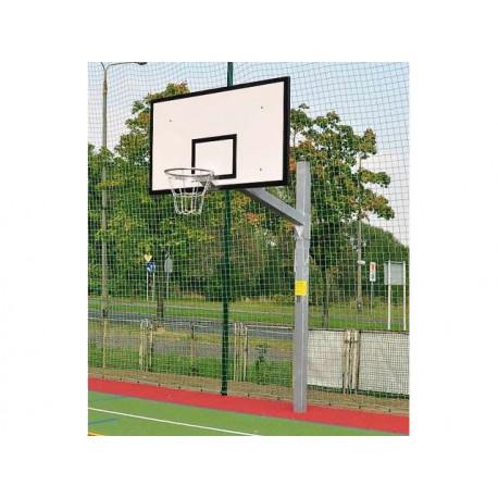 Basketbalová konstrukce - nastav. výška v rameni