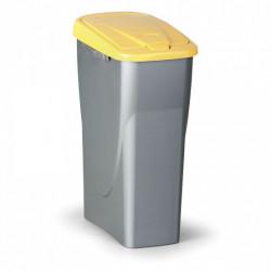 Nádoba na tříděný odpad FALKO 25l, žlutá