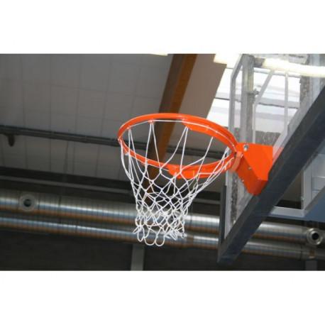 Sklopný basketbalový koš - komaxit