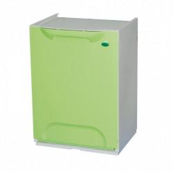 Nádoba na třídění odpadu FANDA, zelená