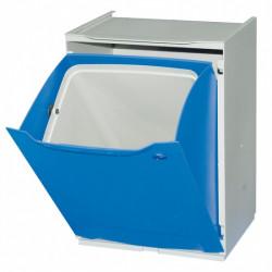 Nádoba na třídění odpadu FANDA, modrá