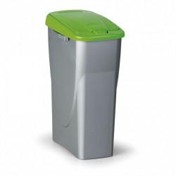 Nádoba na tříděný odpad FALKO 40l, zelená