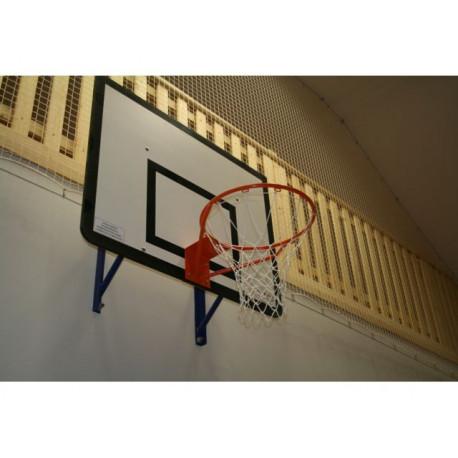 Pevná basketbalová konstrukce - cvičná, interiér