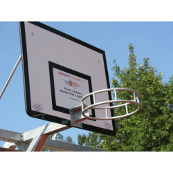 Vysoce odolný basketbalový koš