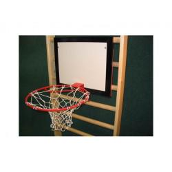 Odolný basketbalový koš
