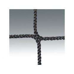Florbalová síť 90 x 60 cm, polyamid, 2 mm, černá