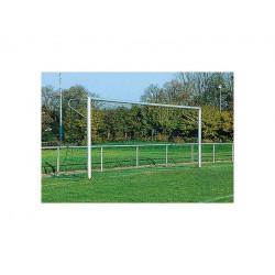 Fotbalová branka s oblouky 7,32x2,44 m - do pouzder