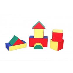 Molitanové stavebnice, 8 dílů