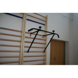 Hrazda polopřenosná - 1 sloupek do pouzdra + 1 sloupek na stěnu