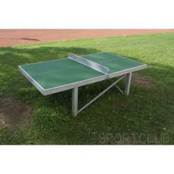 Pinpongový stůl - pryskyřičné desky + ocelová konstrukce