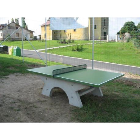 Pinpongový stůl - celobetonový