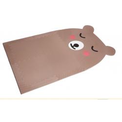 Pěnová podlaha medvídek