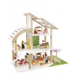 Domeček pro panenky PAVLA