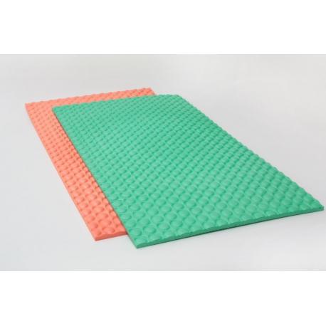 Pěnová akupresurní podložka -81 x 66 cm