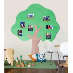 Pěnová samolepicí nástěnka - strom 2100 mm