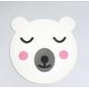 Pěnová samolepicí nástěnka- medvídek