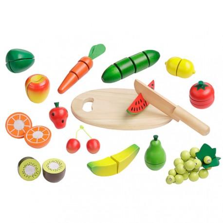 Set ovoce a zeleniny
