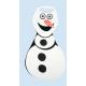 Pěnový kluzák na sníh MRKI