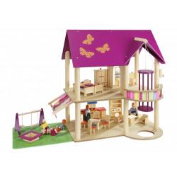 Domeček pro panenky LINDA
