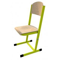 Židle HUBERT 3-5, šedá