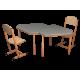 školní nábytek pro variabilní učebny - stůl POLY