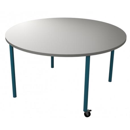 školní nábytek pro variabilní učebny - stůl LUNA