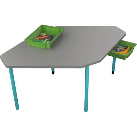 Školní lavice pro Variabilní učebny - COSO