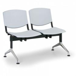 Moderní lavice SLIME, 2x sedák