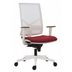 Kancelářská židle OMEGA WHITE