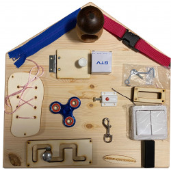 Activity Board SMALL HOUSE