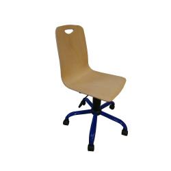 Žákovská židle HERBERT, na pístu