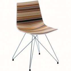 Designová židle COLOR II
