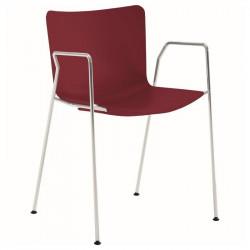 Designová židle POMP - s područkami