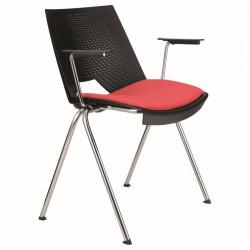 Designová židle TRIK - s područkami