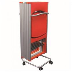 Vozík -7 židlí PACT - skládací