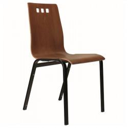 Židle Bern - dřevěná