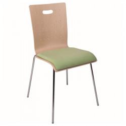 Židle TULI - čalouněný sedák