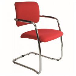 Konferenční židle OLY - čalouněná