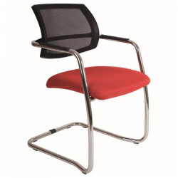 Konferenční židle OLY - síťovaná