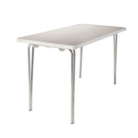 Stůl ALEX celohliníkový, skládací