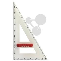Trojúhelník 50 cm, 90-60-30°