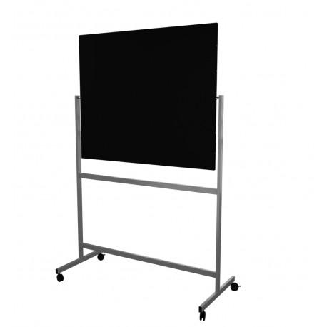 Školní mobilní venkovní tabule 120x100 cm